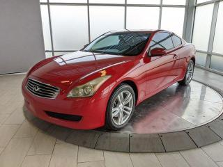 Used 2010 Infiniti G37 Coupe x for sale in Edmonton, AB