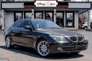 Used 2010 BMW 5 Series 535i xDrive for sale in Ancaster, ON