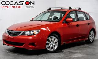Used 2008 Subaru Impreza Hatchback Automatique + A/C for sale in Boisbriand, QC