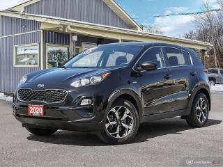 Used 2020 Kia Sportage LX,AWD,R/V CAM,B.TOOTH,HEATED SEATS for sale in Orillia, ON