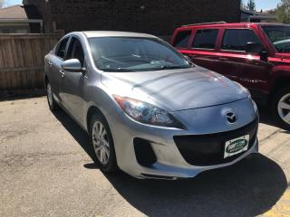 Used 2013 Mazda MAZDA3 GS-SKY AS-IS for sale in Mississauga, ON