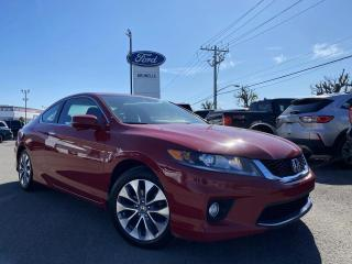 Used 2015 Honda Accord EX-L GPS CUIR TOIT for sale in St-Eustache, QC
