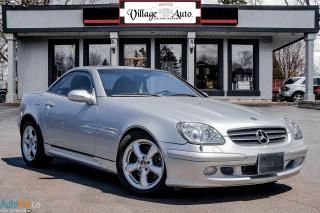 Used 2001 Mercedes-Benz SLK 320 premium for sale in Ancaster, ON