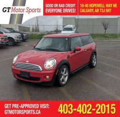 Used 2008 MINI Cooper Clubman for sale in Calgary, AB