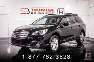 Used 2017 Subaru Outback 2.5i + AWD + CAMERA + PROPRE + WOW! for sale in St-Basile-le-Grand, QC