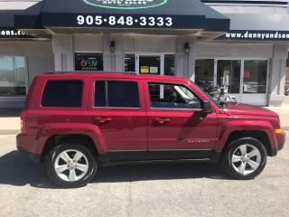 Used 2011 Jeep Patriot north for sale in Mississauga, ON