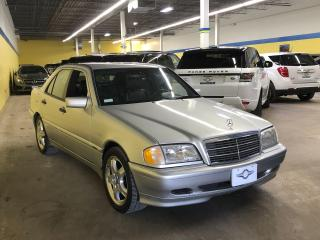Used 1999 Mercedes-Benz C-Class C230 Kompressor for sale in Vaughan, ON