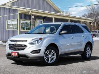 Used 2017 Chevrolet Equinox LS,LOW KM,ECO,R/V CAM,B.TOOTH for sale in Orillia, ON