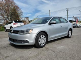 Used 2014 Volkswagen Jetta *CUIR*TOIT*1.8T*  52$/SEM for sale in St-Jérôme, QC