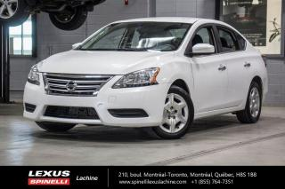 Used 2013 Nissan Sentra S AUTO; DEMARREUR - MAGS DÉMARREUR À DISTANCE - CLIMATISATION - MAGS 16'' for sale in Lachine, QC