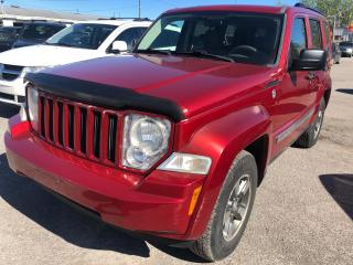 Used 2008 Jeep Liberty Sport for sale in Pickering, ON