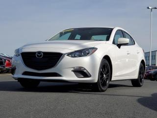 Used 2016 Mazda MAZDA3 GX / MANUELLE / JAMAIS ACCIDENTE for sale in St-Georges, QC