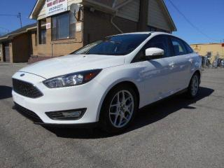 Used 2016 Ford Focus SE Sedan 2.0L Loaded Certified ONLY 26,000KMs for sale in Rexdale, ON