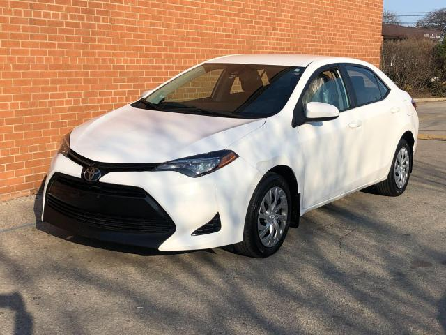 2018 Toyota Corolla LE/ONE OWNER/SAFETY AND WARRANTY