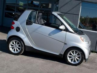 Used 2008 Smart fortwo CABRIO|PASSION|REAR CAMERA|BLUETOOTH for sale in Toronto, ON