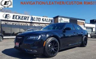 Used 2018 Chrysler 300 300S/NAVIGATION/CUSTOM WHEELS!! for sale in Barrie, ON