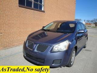 Used 2010 Pontiac Vibe VIBE for sale in Oakville, ON