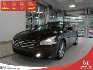 Used 2011 Nissan Maxima 3.5 SV for sale in Bridgewater, NS
