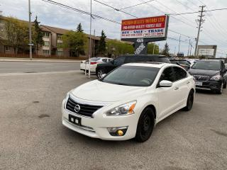 Used 2013 Nissan Altima 3.5 SL for sale in Toronto, ON