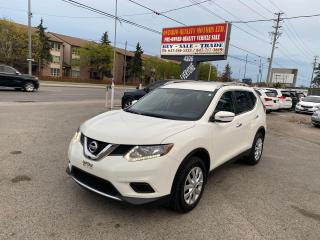 Used 2016 Nissan Rogue S for sale in Toronto, ON