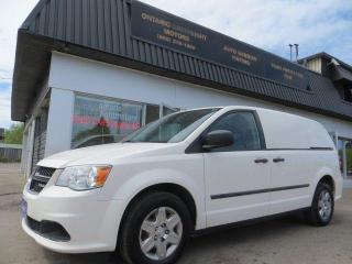 Used 2012 RAM Cargo Van RAM CARGO, SHELVES, DIVIDER, READY FOR WORK for sale in Mississauga, ON