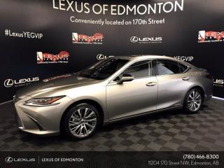 New 2020 Lexus ES 300 h Luxury Package for sale in Edmonton, AB