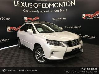 Used 2015 Lexus RX 450h for sale in Edmonton, AB