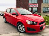 Photo of Red 2012 Chevrolet Sonic