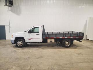 Used 2008 GMC Sierra 3500 HD Regular Cab 2WD for sale in Dundurn, SK