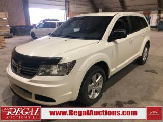 Used 2013 Dodge Journey 4D Utility for sale in Calgary, AB
