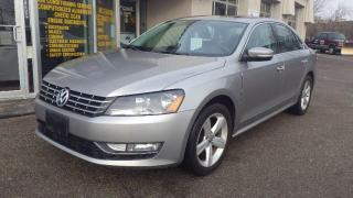 Used 2014 Volkswagen Passat COMFORTLINE for sale in Burlington, ON
