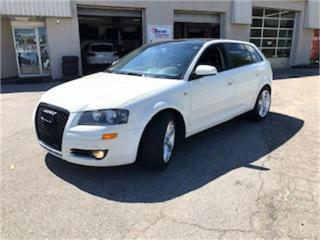 Used 2006 Audi A3 w/Sport Pkg for sale in Burlington, ON