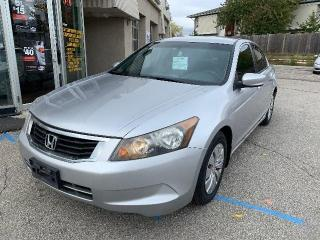 Used 2008 Honda Accord Sdn LX for sale in Burlington, ON