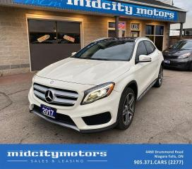 Used 2017 Mercedes-Benz GLA GLA250 4MATIC/ Certified/ 1-Owner/ Low KMs for sale in Niagara Falls, ON