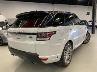 Used 2016 Land Rover Range Rover Sport V8 SC   AUTOBIOGRAPHY   21 INCH WHEELS   INCOMING for sale in Vaughan, ON
