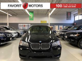 Used 2013 BMW X3 AWD 28i *CERTIFIED!*|PANOROOF|LEATHER|HEATED SEATS for sale in North York, ON