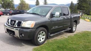 Used 2006 Nissan Titan XE Crew Cab 4WD for sale in West Kelowna, BC