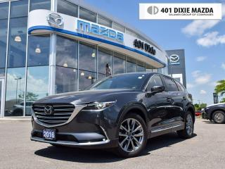 Used 2016 Mazda CX-9 Signature for sale in Mississauga, ON