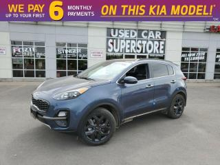 New 2020 Kia Sportage EX Premium S AWD - 18 Dark Alloys, Auto High Beam for sale in Niagara Falls, ON