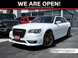 Used 2019 Chrysler 300 S l ALLOY EDITION l PANO ROOF l BLINDSPOT l for sale in Burlington, ON
