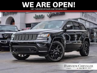 Used 2020 Jeep Grand Cherokee Altitude 4x4 l NAV l HEATED SEATS l SUNROOF l for sale in Burlington, ON