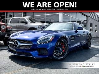 Used 2017 Mercedes-Benz AMG GT S l GLASS ROOF l HEATED SEATS l for sale in Burlington, ON