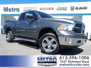Used 2013 RAM 1500 Big Horn Low KMs and Mint for sale in Ottawa, ON