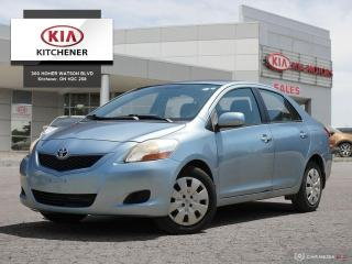 Used 2010 Toyota Yaris 4-door Sedan CSA 4A AS TRADED for sale in Kitchener, ON