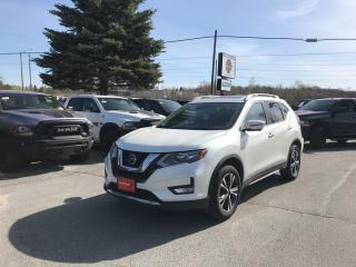 Used 2020 Nissan Rogue SV for sale in Sudbury, ON