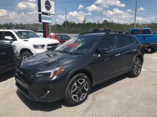 Used 2019 Subaru XV Crosstrek 2.0L X-Mode Limited ALL-Wheel Drive for sale in Sudbury, ON