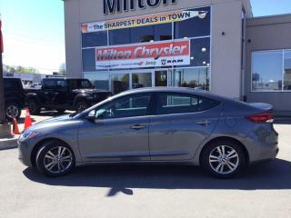 Used 2017 Hyundai Elantra GL for sale in Milton, ON