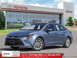 New 2020 Toyota COROLLA XLE CVT XLE for sale in Whitby, ON