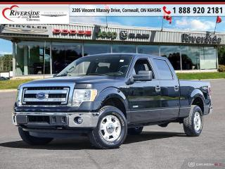 Used 2014 Ford F-150 4x4 - Supercrew XLT- 157 WB for sale in Cornwall, ON
