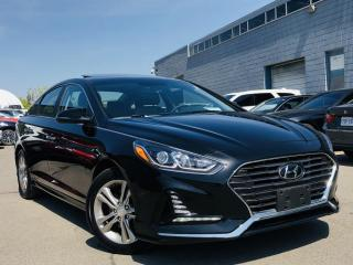 Used 2019 Hyundai Sonata |HEATED FRONT REAR SEATS|BLIND SPOTS|SUNROOF|REAR CAM! for sale in Brampton, ON